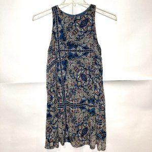 Abercrombie & Fitch Sleeveless Shift Dress Sz XS